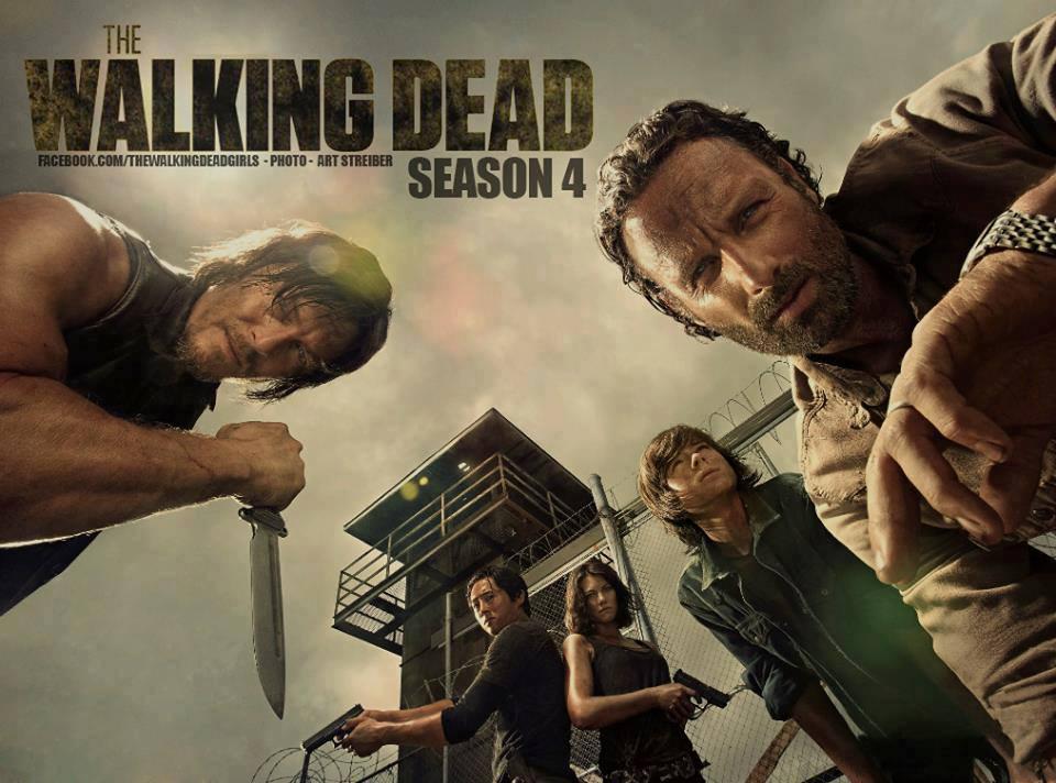 the-walking-dead-Season-4-Promo-Poster
