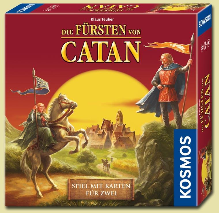 Fürsten von Catan Grudnspiel