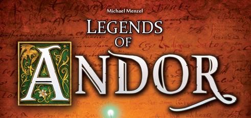Legenden von Andor Banner