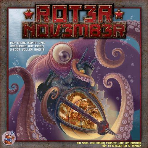 Roter November Cover