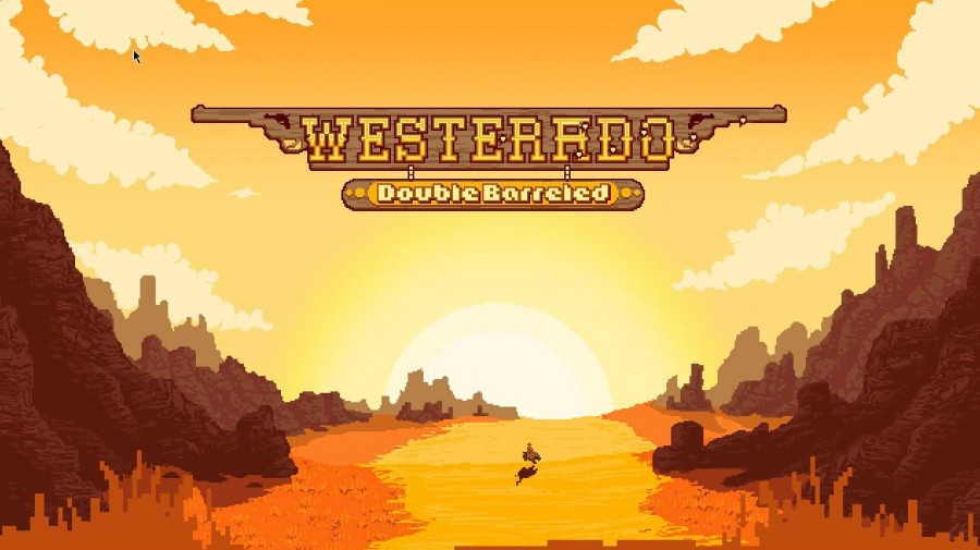 Westerado: Double Barreled – Italo-Western Action im Retro-Stil