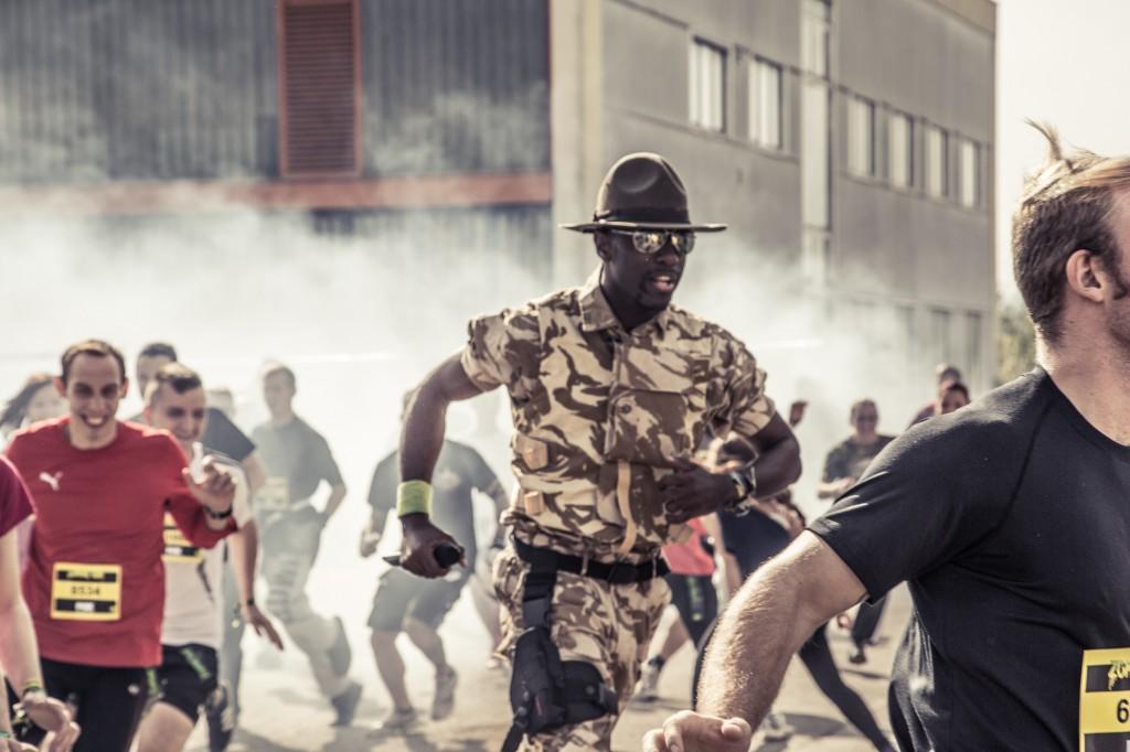 Zombie Run 4