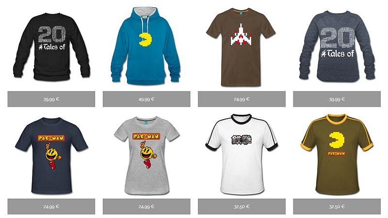 Bandai Namco eröffnet Merchandising Shop