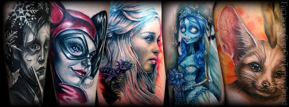 Tattoos by Cira Las Vegas