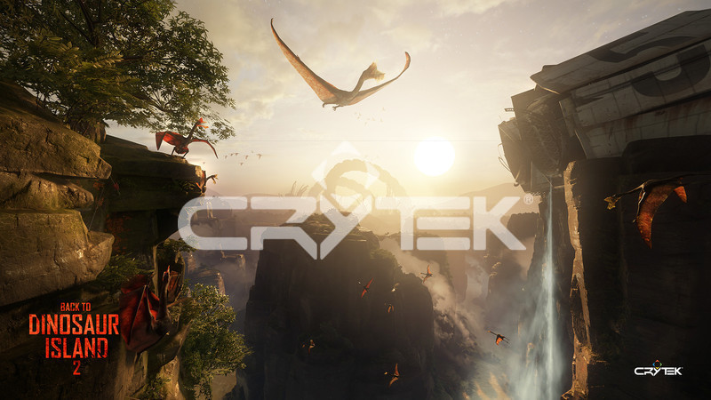 Back to Dinosaur Island 2 VR-Demo veröffentlicht!