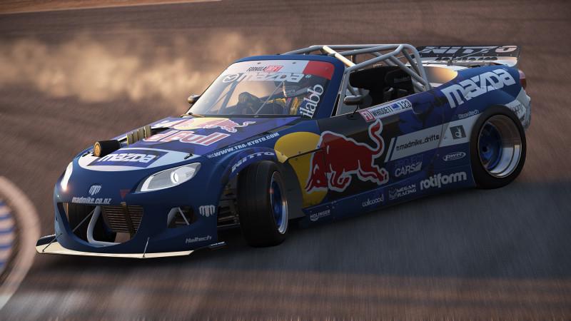 Rallycross rast in Project Cars 2
