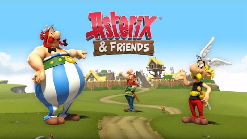 Les Éditions Albert René arbeitet mit Bandai Namco an Asterix and Friends!