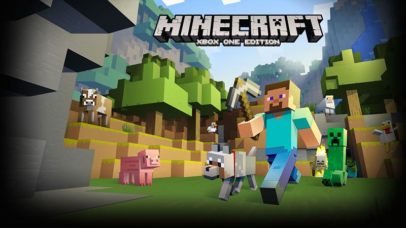 minecraft xbox online spielen