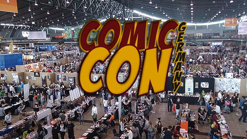Neuigkeiten zur Comic Con Germany