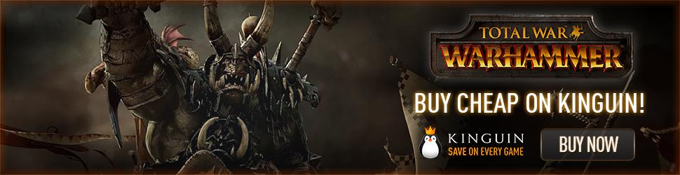 Total War: Warhammer jetzt online kaufen!