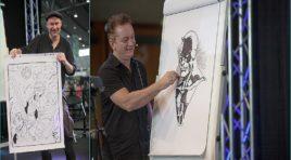 Comic-Künstler für den guten Zweck