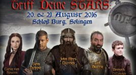 Begib dich auf eine Zeitreise und komm zur Medieval Fantasy Convention