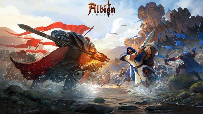 Galahad Update-Trailer zu Albion Online veröffentlicht!