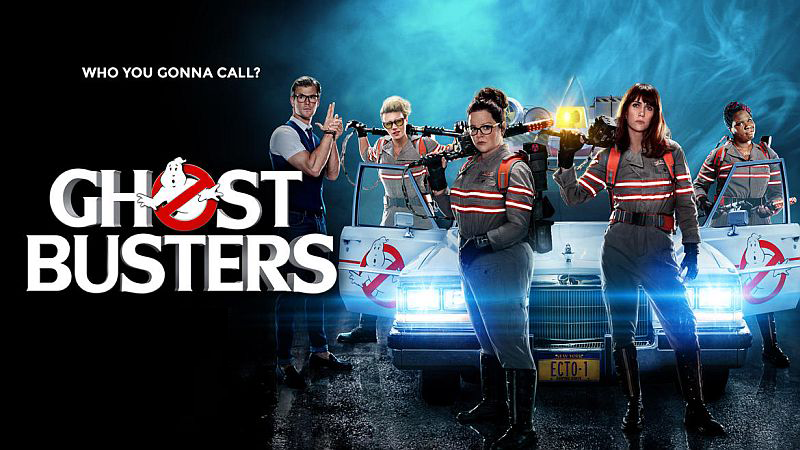 GHOSTBUSTERS 2016 – Folge dem Ruf!