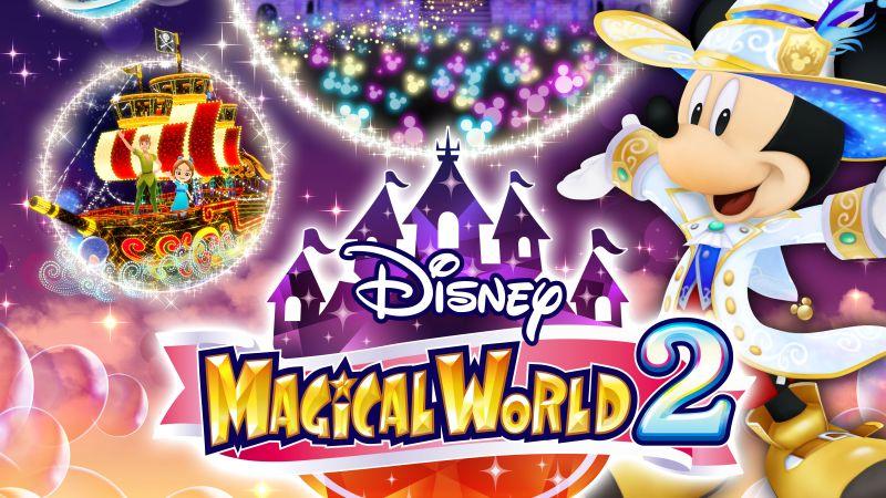 Neue Details zu Disney Magical World 2