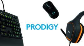 Prodigy: Neue Produktfamilie von Logitech G