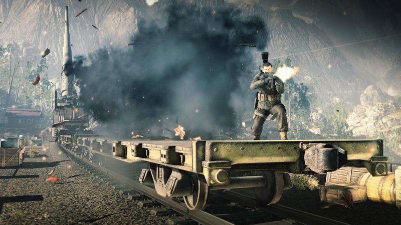 Sniper Elite 4 glänzt im ersten Gameplay-Trailer!