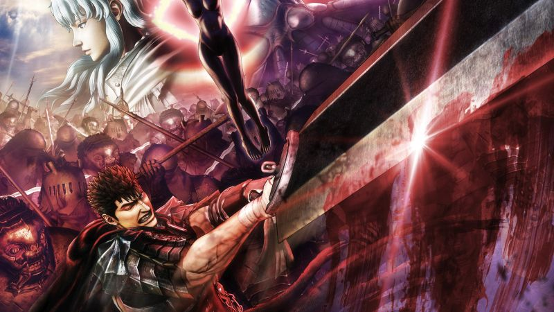 Berserk and the Band of the Hawk – neue Infos!