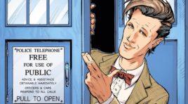 Doctor Who: Der 11. Doctor – Nachleben + Gewinnspiel