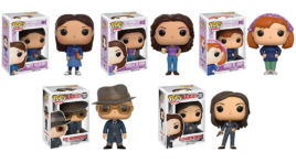Coming soon: Gilmore Girls & The Blacklist Funko Pop!s