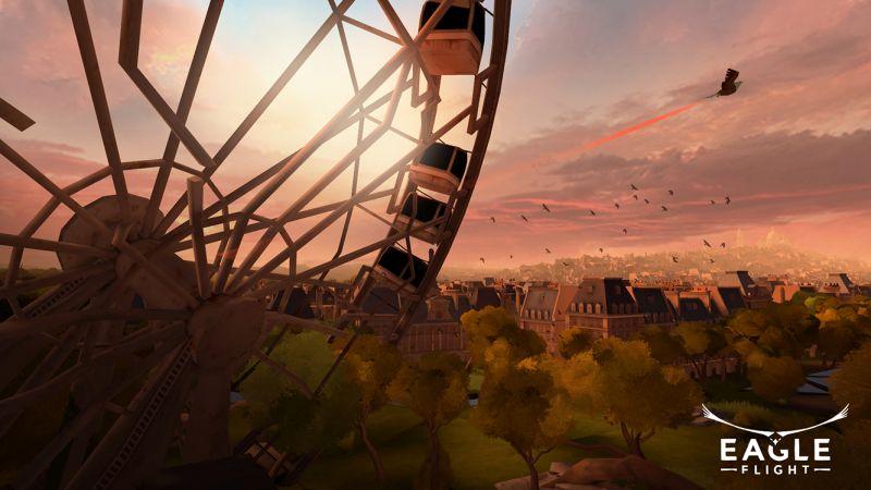 Neuer VR-Titel Eagle Flight von Ubisoft angekündigt!