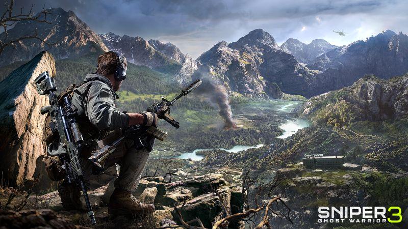 Sniper: Ghost Warrior 3 verspätet sich!
