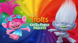 Trolls: Crazy Party Forest – Baue dein eigenes Troll-Dorf!