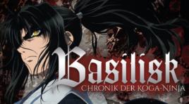 Basilisk: Liebe und Krieg in Zeiten der Ninjas
