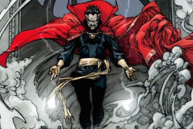 doctor-strange-marvel-vault-comics