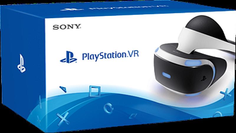 So sieht die Verpackung von der PlayStation VR aus! Bild: www.playstation.com