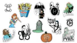 Twitter: Halloween-Sticker ab Freitag verfügbar!