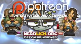 Oktober-Gewinnspiel bei Patreon