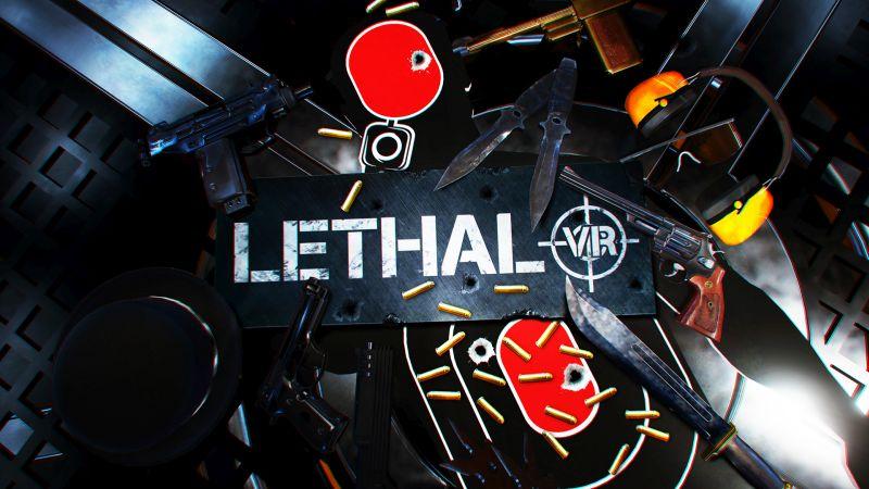 Lethal VR ab sofort für HTC Vive erhältlich!