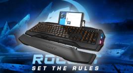 Roccat Skeltr: Gaming-Tastatur mit vielen Features