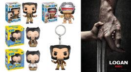 Coming soon: Wolverine Pop!s, Dorbz und Keychain