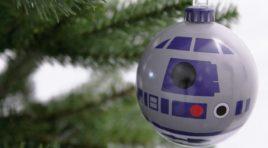 Weihnachten mit Stars Wars