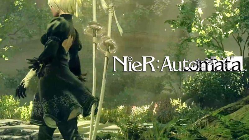 Neuer Story-Trailer zu NieR: Automata