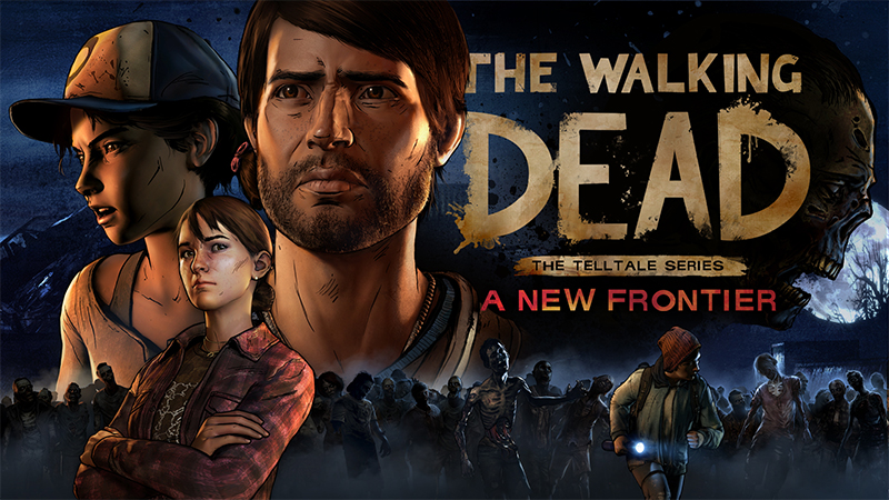Launch-Trailer für The Walking Dead: The Telltale Series – A New Frontier