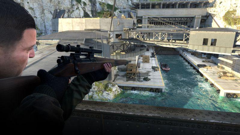 Neuer Sniper Elite 4-Trailer veröffentlicht