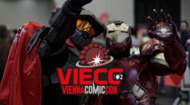 Vienna Comic Con 2016: Ein Rückblick