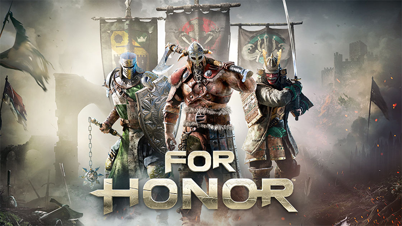 360-Grad-Erlebnis von For Honor