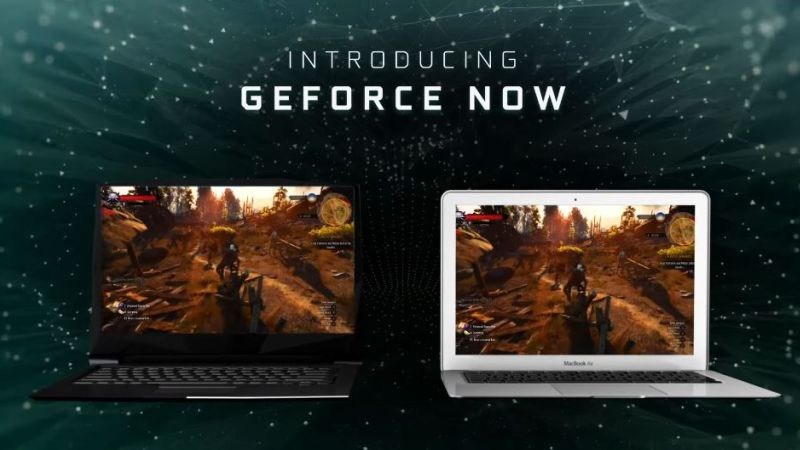 NVIDIA enthüllt GeForce-NOW-Dienst