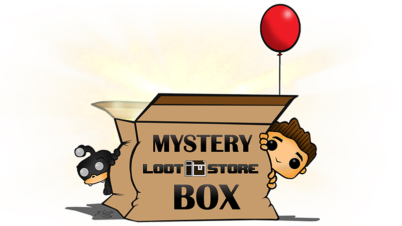 Unboxing – Funko Mystery Box Extreme von Lootstore.de