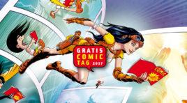 Der 13. Mai 2017 ist Gratis Comic Tag!