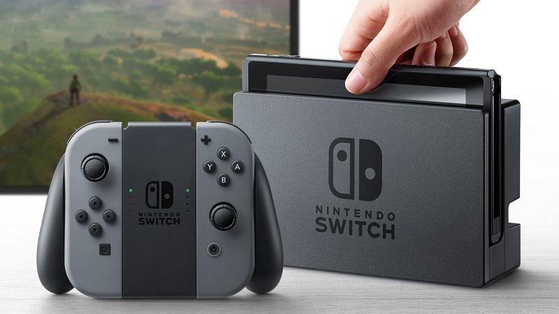 Neue Details zur Nintendo Switch