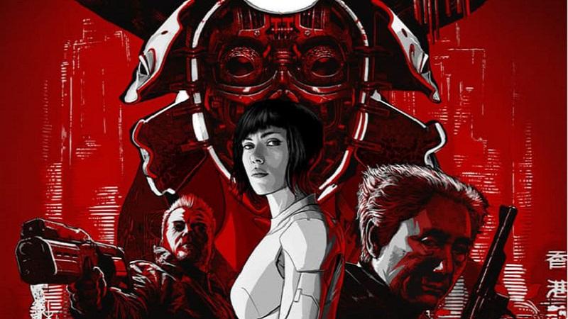 Brandneuer Trailer zu Ghost in the Shell enthüllt!