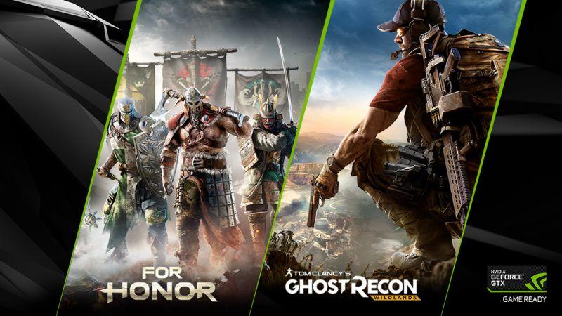 """NVIDIA und Ubisoft bieten """"Prepare for Battle""""-Bundles an"""