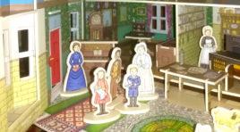 Das Puppenhaus und warum man es mit seiner Tochter aufbauen sollte