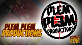 Plem Plem Productions auf der Comic Con Germany