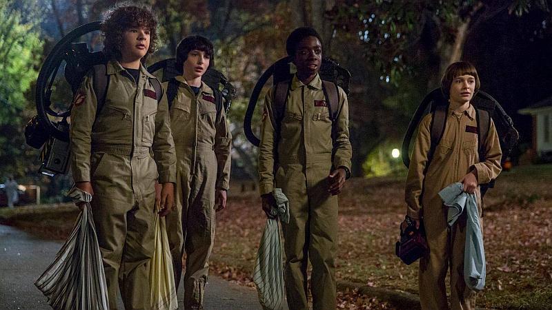 Stranger Things: Neue Bilder aus der 2. Staffel